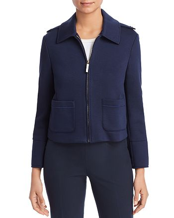 Piazza Sempione - Scuba Jersey Jacket