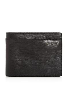 John Varvatos Star USA - Cooper Leather Bi-Fold Wallet