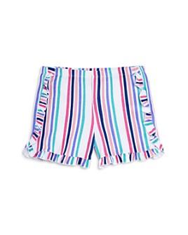 Mini Series - Girls' Multi Stripe Shorts, Little Kid - 100% Exclusive
