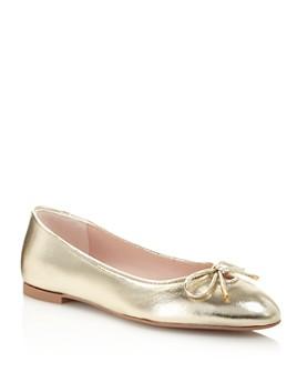 Stuart Weitzman - Women's Gabby Ballet Flats