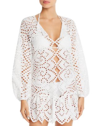 Giorgia Elba Tunic Swim Cover Up by Eberjey
