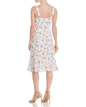 Sam Edelman - Striped Floral Dress