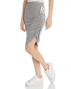 Splendid - Alto Striped Drawstring Skirt