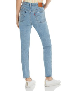 Levi's - 501 High-Rise Skinny Jeans in Tango Light