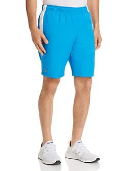 Lacoste - Gradient-Stripe Drawstring Shorts