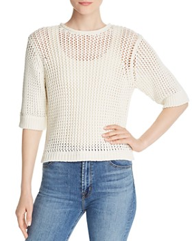 Joie - Dekota Openwork Sweater