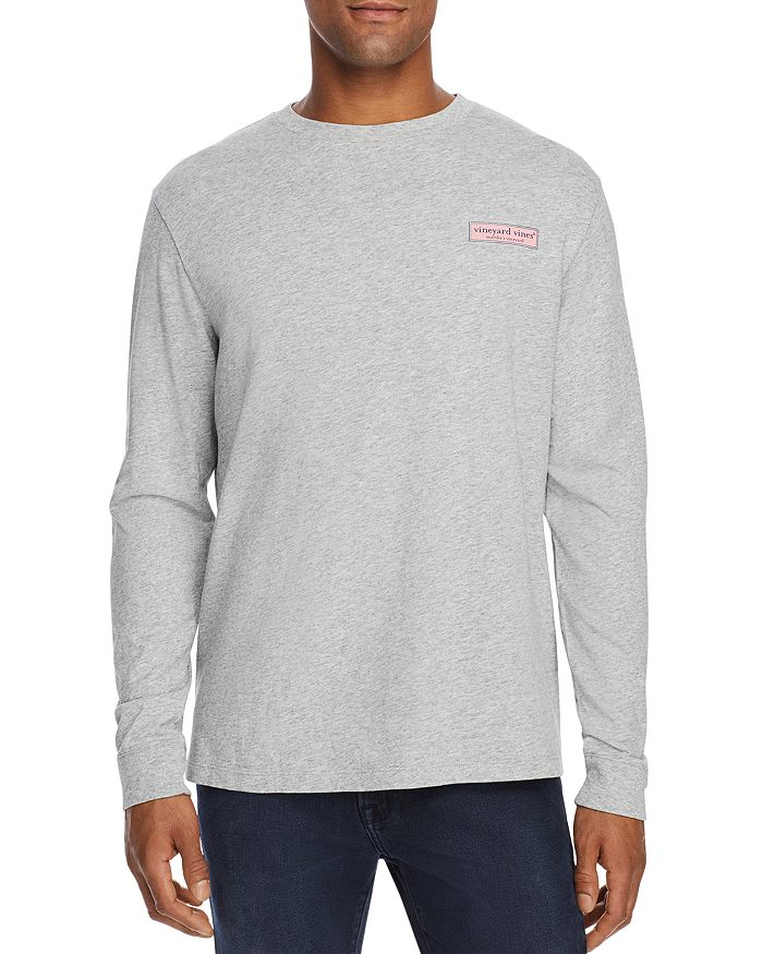 faf43e842 Vineyard Vines Long-Sleeve Box Logo Graphic Tee | Bloomingdale's