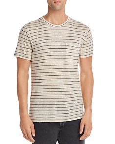 rag & bone - Owen Striped Tee