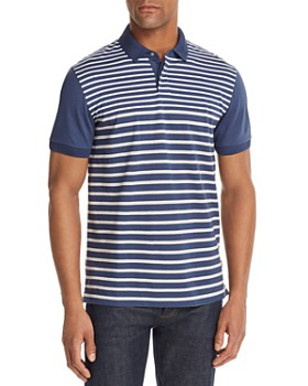 3321ad2f0 BOSS Hugo Boss - Prout Striped Regular Fit Polo Shirt ...