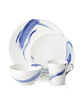 Royal Crown Derby - Brushtroke Dinnerware Collection