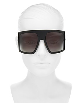 789ede418bc ... 60mm Dior - Women s Oversized Square Sunglasses