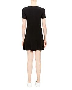 Theory - Knit Mini Dress