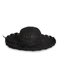 BCBGENERATION - Woven Floppy Sun Hat