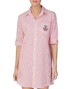 Ralph Lauren - Striped Sleepshirt