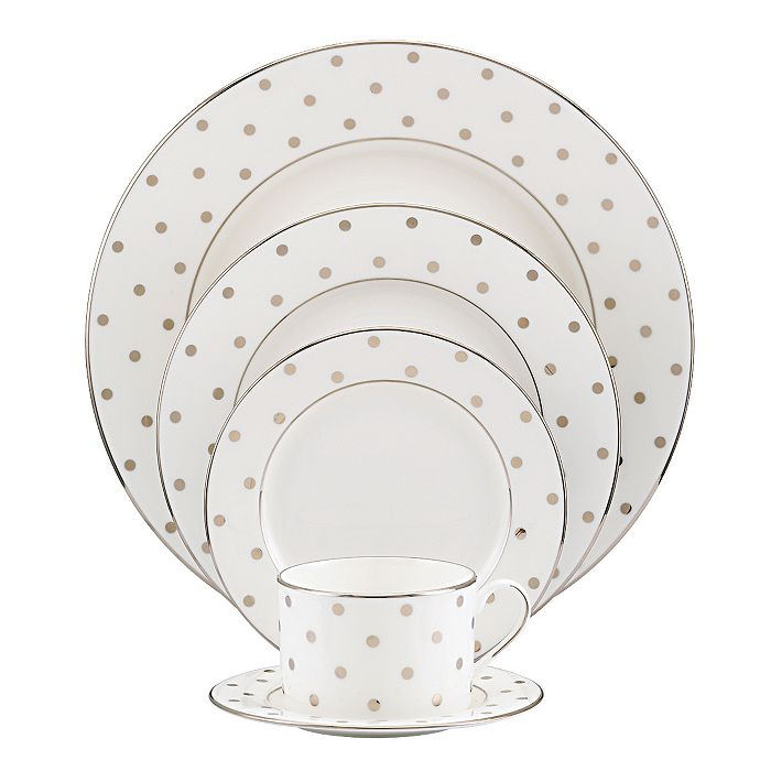 kate spade new york - Larabee Road 5-Piece Place Setting