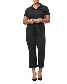 Good American - Belted Jumpsuit