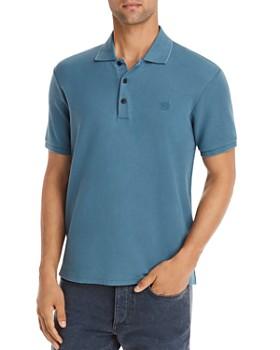 rag & bone - Regular Fit Piqué Polo Shirt