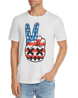 Cult of Individuality - July 4th Peace Graphic Tee