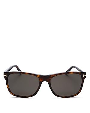 Tom Ford Men's Classic Polarized Square Sunglasses, 59mm