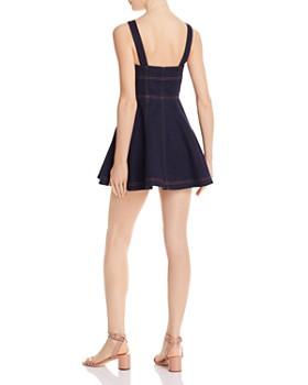 Alice McCall - Azure Denim Mini Dress