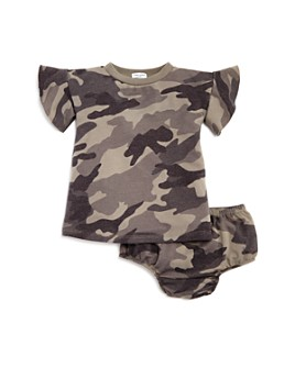 Splendid - Girls' Camo Dress & Bloomers Set - Baby