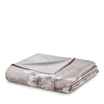Natori - Sakura Blossom Comforter Set, Full/Queen