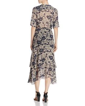 Johnny Was - Micha Floral-Print Wrap Dress