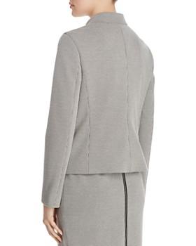 BOSS - Jelinita Houndstooth Zip Jacket - 100% Exclusive