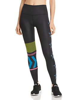 Noli Yoga - Power Graphic Leggings
