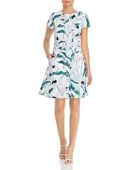 Tory Burch - Floral Printed Dress