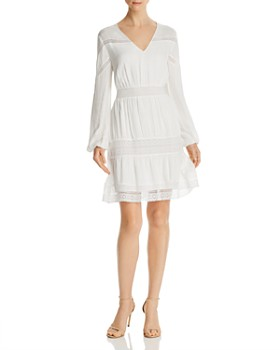 GUESS - Deana Lace-Inset Dress