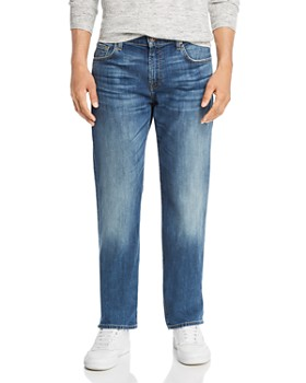 7 For All Mankind - Austyn Relaxed Fit Jeans in Swain