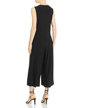 nanette Nanette Lepore - Twist-Front Cropped Jumpsuit