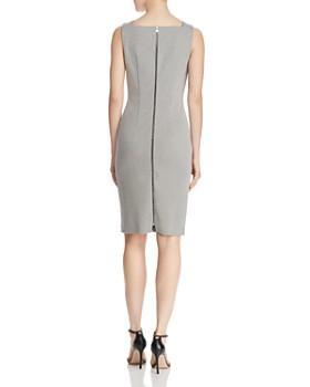 BOSS - Davenara Sleeveless Houndstooth Sheath Dress - 100% Exclusive
