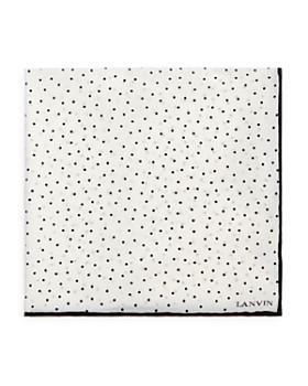 Lanvin - Polka Dot Pocket Square
