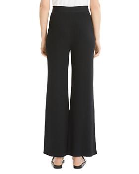 Theory - Wide-Leg Lounge Pants