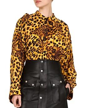 83982a9628 The Kooples - Leopard Button-Down Shirt ...