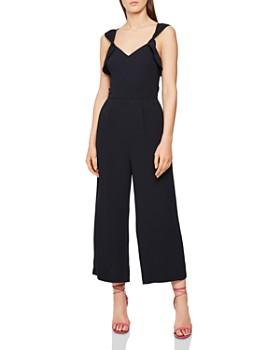 4ba60283e REISS - Amika Back-Cutout Jumpsuit ...