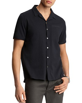 John Varvatos Collection - Regular Fit Camp Shirt