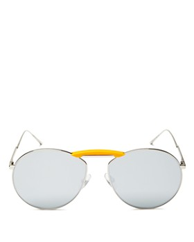 Fendi - Unisex Gentle Monster x Fendi Aviator Sunglasses, 59mm