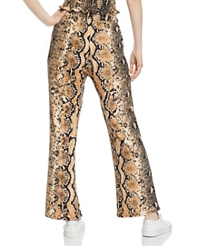 Vintage Havana - Snake Print Pants