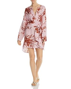 Joie Dresses SUNANDA PRINTED TUNIC DRESS