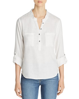 Billy T - High/Low Popover Shirt