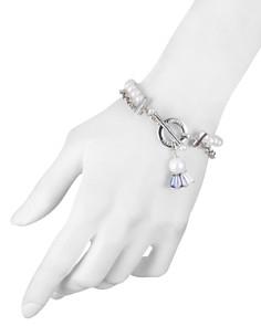 Carolee - Double Strand Toggle Bracelet