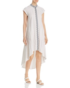 SNIDER - Elsa High/Low Dress
