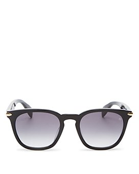 rag & bone - Unisex Square Sunglasses, 50mm
