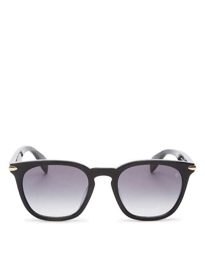 rag & bone - Unisex Square Sunglasses, 50mm