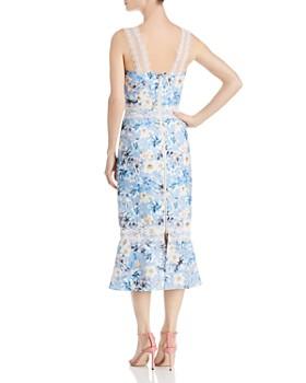 BRONX AND BANCO - Yana Floral Midi Dress