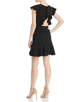 Jay Godfrey - Jamison Flounced Mini Dress