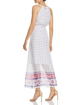 5342657e50 ... AQUA - Floral Tile Print Maxi Dress - 100% Exclusive